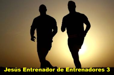 Jesús Entrenador De Entrenadores 3.